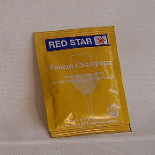 Red Star Champagne Yeast