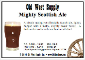 Mighty Scottish Ale