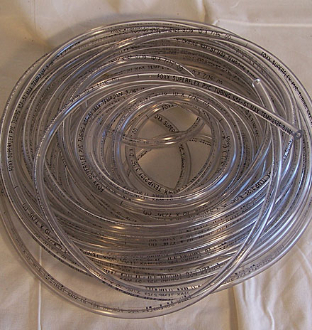 Liquid tubing, per foot