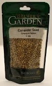 Coriander Seed Whole - 1 oz