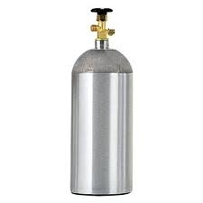 5lb CO2 Aluminum Bottle